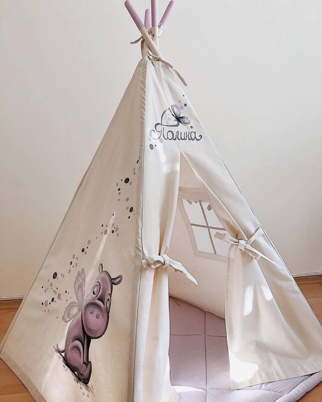 چادر سرخپوستی
