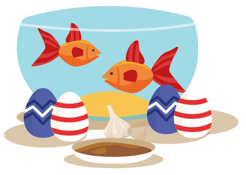ماهی عید